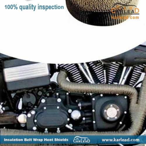 Car Exhaust Insulation Belt