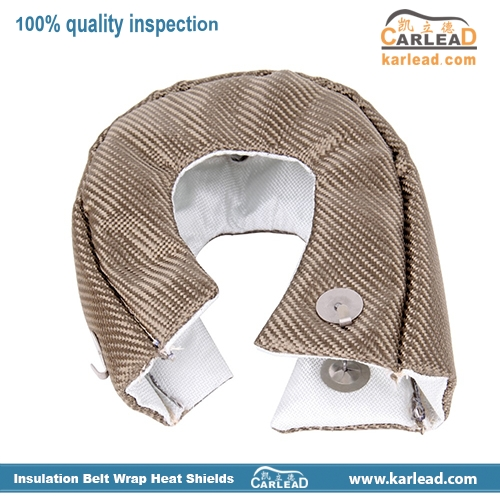 Exhaust Blankets Shields for Turbo