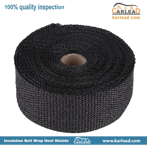 Exhaust Insulation Heat Belt