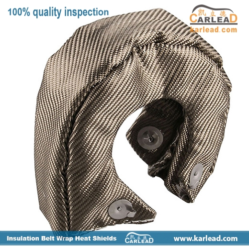 Turbo Heat Blankets Shields for Cars