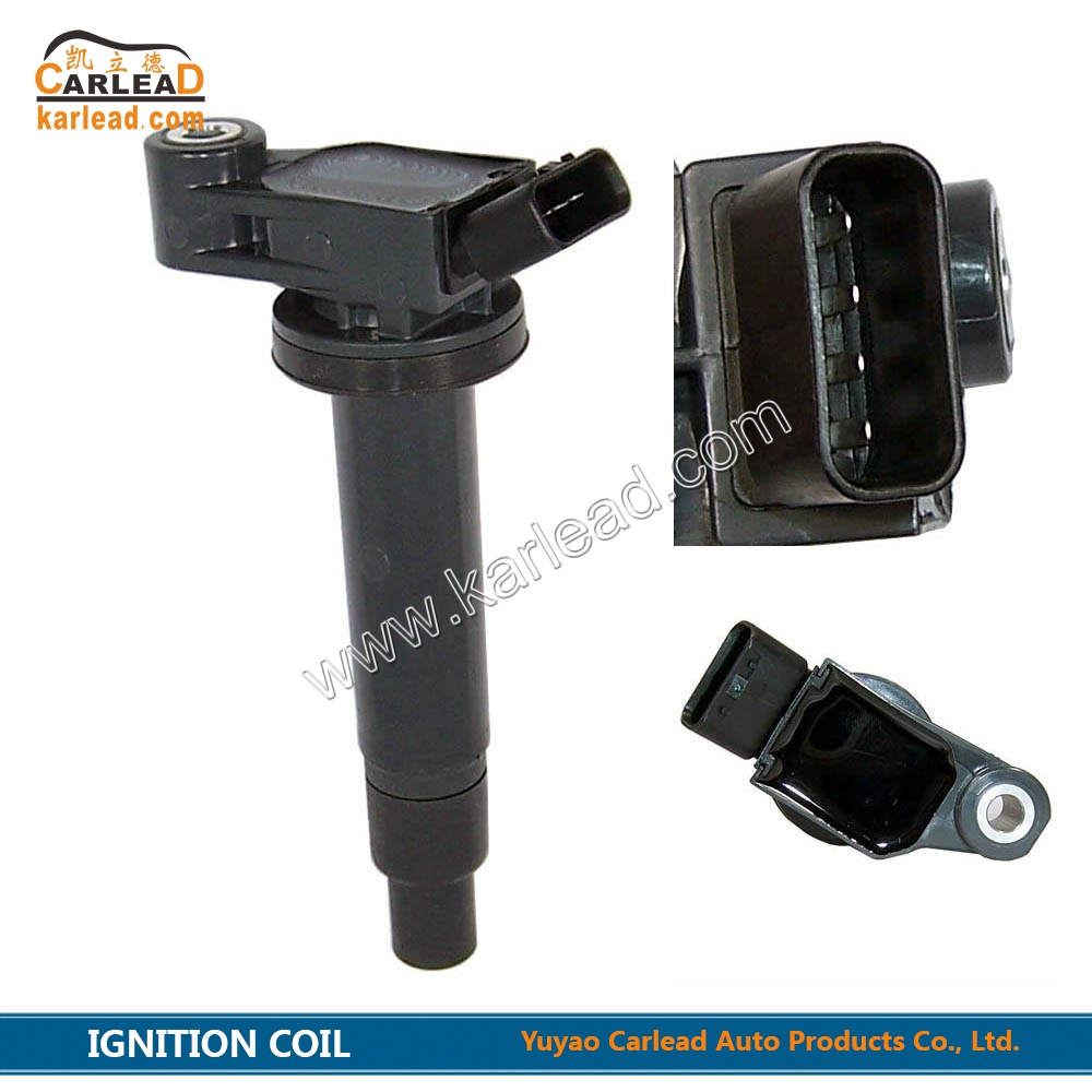 Ignition Coil, 88921393, 90080-19016, 90919-02234, DQG1101